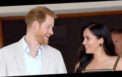 'Breaking Bad' Binge and More! Inside Meghan and Harry's Early Date Nights