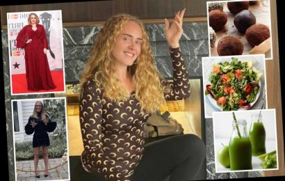 We reveal secrets of Adele's plant-based food plan that helped singer shed seven stone