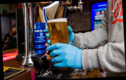 What are the new rules for pubs in Scotland, when do they come into effect, and can I visit more than one bar?