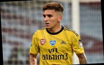 Fiorentina make transfer signing of Arsenal midfielder Lucas Torreira 'top priority' with Roma also keen