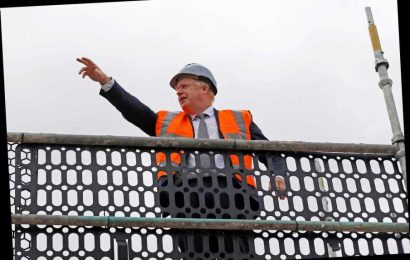 Boris the builder can he fix it? Yes he can! PM says economy 'showing real signs of strength'