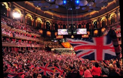 Rule Britannia! subtitles should be put on BBC Proms so patriotic Brits can sing along after ban