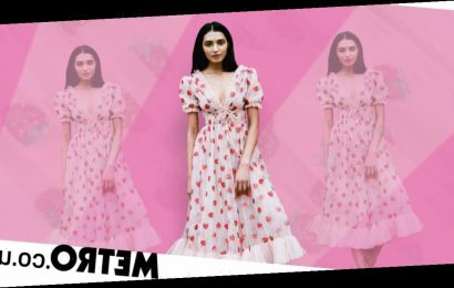 How the strawberry dress became the item of the summer – and how to get the look