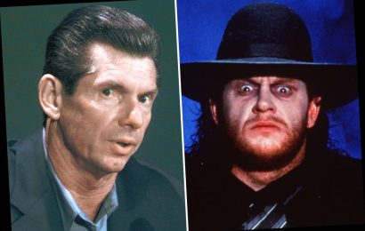WWE boss Vince McMahon initially refused to meet Undertaker because he thought star was 'just a tall basketball player'