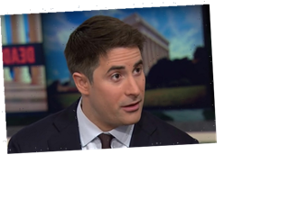 Axios' Jonathan Swan on Trump Interview: He 'Always Wants to Sell'