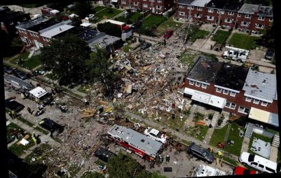 911 calls released from fatal Baltimore gas explosion