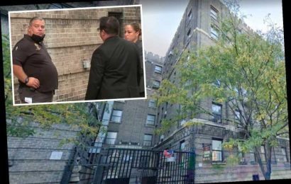 Teen set on fire in lawless New York City leaving him in critical condition as cops hunt suspect
