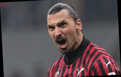 Zlatan Ibrahimovic 'refusing bonuses for goals and appearances' during talks over new £6.3m AC Milan deal