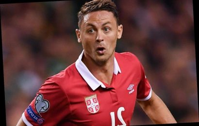 Nemanja Matic retires from international duty to focus on battle to be included in Man Utd midfield