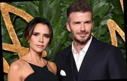 From foundation to face masks – the top products men like David Beckham pinch from their partners