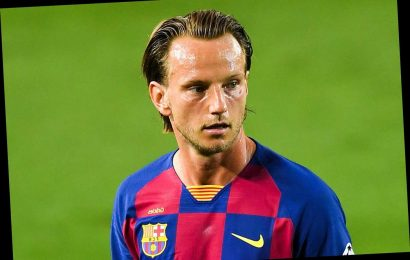 Barcelona agree to sell Ivan Rakitic back to Sevilla as midfielder undergoes medical ahead of three-year transfer