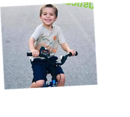 Boy, 5, riding bike in yard is 'shot dead at point blank range by neighbor' in front of his sisters