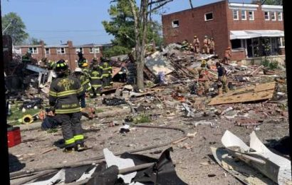 At Least 1 Person Killed in Baltimore Gas Explosion That Demolished 3 Homes: 'Comparable to Beirut'