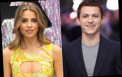 Tom Holland Calls Nadia Parkes 'Stunning' as She Shares Photo of Him During Their Golf Date