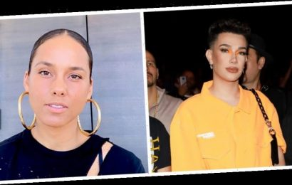 James Charles Apologizes for Shading Alicia Keys About Beauty Line