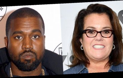 Rosie O'Donnell Tells Kanye West His Mom Would Want Him to 'Take Ur Meds'