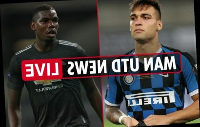 8.30am Man Utd transfer news LIVE: Lautaro Martinez interest, Pogba STAYING – Raiola, Sancho wants £300,000-A-WEEK – The Sun