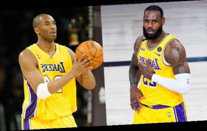 LeBron James 'Determined To Win' NBA Championship For Kobe Bryant & His Legacy