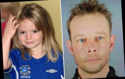 Madeleine McCann suspect Christian B 'danger to the public' and must be refused early jail release', top prosecutor says