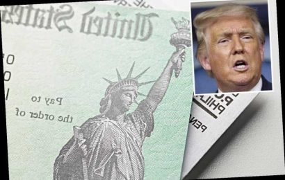 Trump 'ready' to send $3,400 stimulus checks to families – and says Dems are 'holding this up'