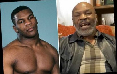 Mike Tyson says a normal person could take his punches if they 'don't fear death' and reveals he was a 'nervous' fighter – The Sun