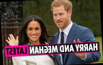 Meghan and Harry latest news: Duchess' dad Thomas Markle 'given up on reunion' and Queen 'scolded' Prince over aide row