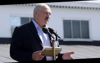 Belarus president heckled by factory workers, says there will be no new election 'until you kill me'