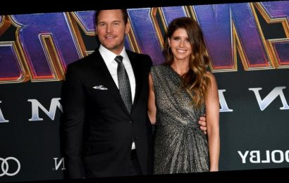 Chris Pratt and Katherine Schwarzenegger announce birth of daughter with sweet photo