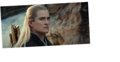 Orlando Bloom Shares His Thoughts On Amazon's New Lord Of The Rings TV Show