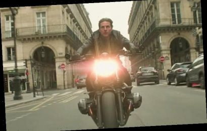 Tom Cruise Furious After Motorbike Explosion Causes Another 'Mission: Impossible 7' Filming Delay