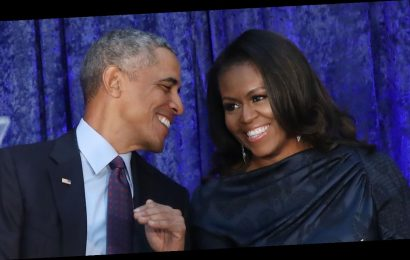 Michelle Obama Just Shared the Best Throwback Pic for Barack's Birthday