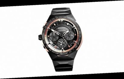 Citizen's Satellite Wave GPS F950 Celebrates Half a Century of Titanium Watchmaking