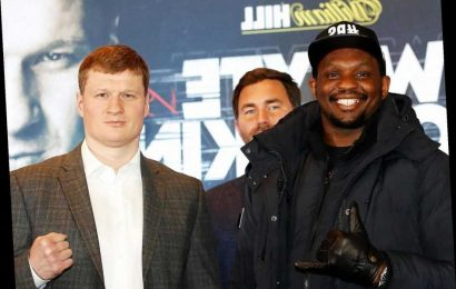 Whyte vs Povetkin live stream: How to watch heavyweight fight online and on TV tonight