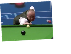 John Higgins makes 147 break at World Snooker Championship