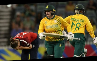 England vs South Africa women's series cancelled due to travel restrictions