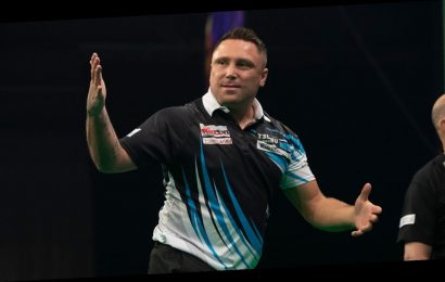 The Darts Show podcast with Gerwyn Price, Andy Goldstein and Chris Dobey