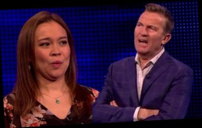 Bradley Walsh slammed by The Chase viewers after 'uncomfortable' remark