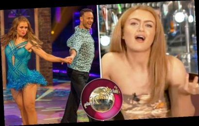 Maisie Smith: 'Dark horse' Strictly star addresses dance training as she aims for 2nd win