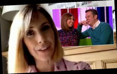 Alex Jones addresses Matt Baker's replacement on The One Show: 'Different energy'
