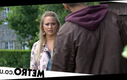 Spoilers: Justice as Kirin is finally jailed in Emmerdale as Tracy sets him up?