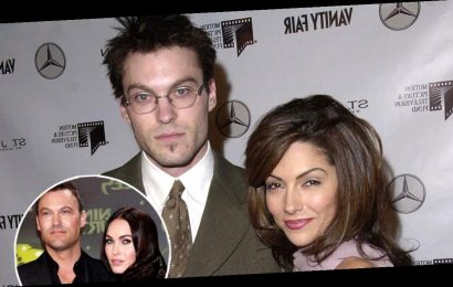 Brian Austin Green's Ex Vanessa Marcil Says She Was 'Never In Love' with Him, Praises Megan Fox