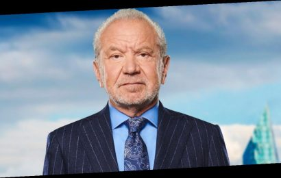 Lord Sugar says he'll quit The Apprentice after 20 series in BBC bombshell