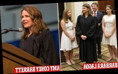 Two women are the frontrunners for Trump's Supreme Court nomination
