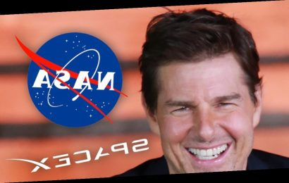 Tom Cruise Gets Flight Date for International Space Station Filming Trip