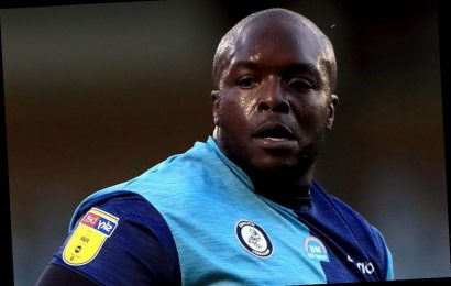 FA clear Fleetwood staff for Akinfenwa 'fat water buffalo' jibe as PFA say 'white player wouldn't be described this way'