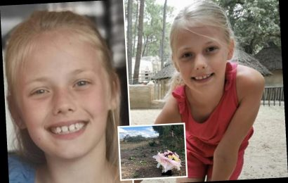 Family of 'amazing' girl, 8, killed by falling tree branch tell how her sister also needed brain surgery after crash – The Sun