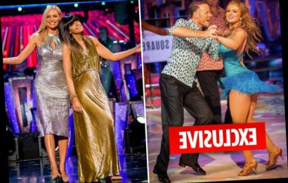 Strictly stars could undergo DAILY checks for coronavirus as bosses plan to increase testing