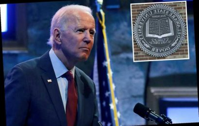 Biden's claim he 'got started' at HBCU Delaware State University is denied by the school