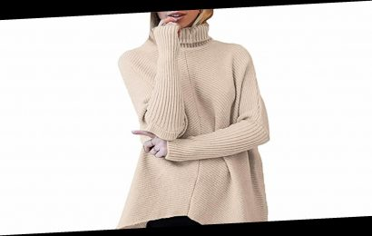 This Sweater Strikes the Perfect Balance Between Style and Comfort
