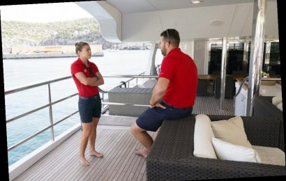 'Below Deck Med': Alex Radcliffe Is Finally Named Lead Deckhand